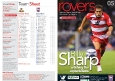 Doncaster Rovers A5 Matchday Programme