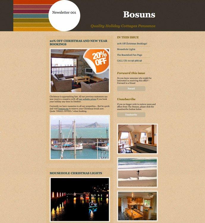Bosuns-Newsletter